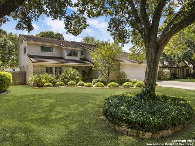 San Antonio Single Family Home New: 2818 Peppermill Run St