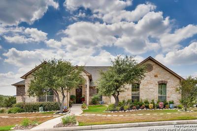 Bexar County Single Family Home New: 26015 Tivoli Meadows