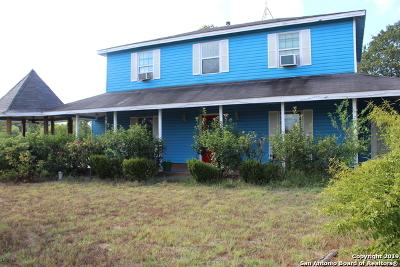 Pleasanton Single Family Home New: 1175 County Road 114