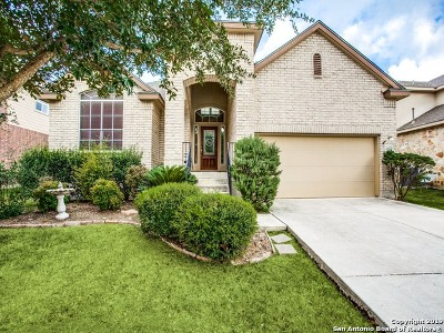 Boerne Single Family Home New: 26639 Camden Chase