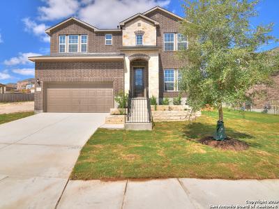 San Antonio Single Family Home New: 12621 Brite Ranch
