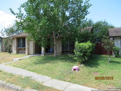 San Antonio Single Family Home New: 1223 Longmont St