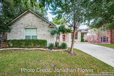 Cibolo Single Family Home Active RFR: 105 Corsica Dr