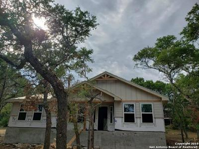 Canyon Lake Single Family Home New: 1532 Hillcrest Forest