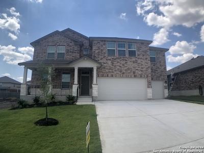 San Antonio Single Family Home Price Change: 129 Boulder View