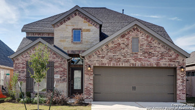 New Braunfels Single Family Home Price Change: 621 Arroyo Loma