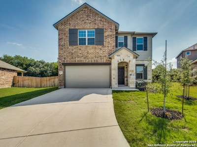 Schertz Single Family Home New: 4902 Eagle Valley St