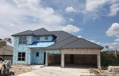 Bexar County Single Family Home New: 3735 Las Casitas