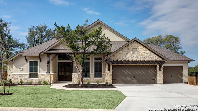 Boerne Single Family Home New: 10264 Headwind