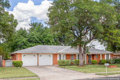 Single Family Home New: 3447 Chateau Dr