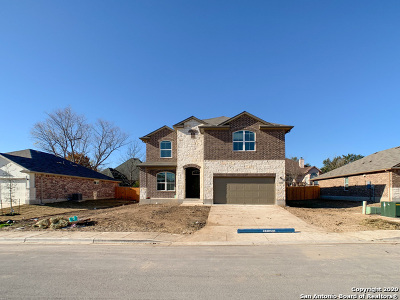 New Braunfels Single Family Home New: 2150 Trumans Hill