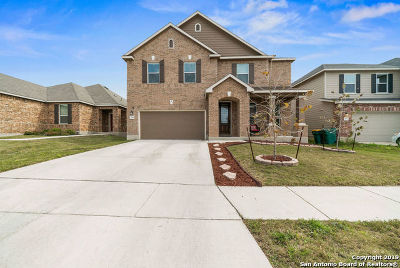 Converse Single Family Home New: 7558 Copper Cove
