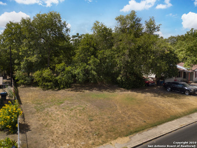 San Antonio Residential Lots & Land New: 3334 Martin Luther King Dr