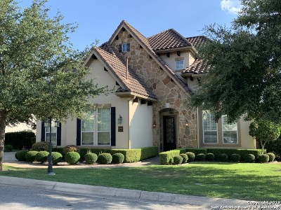San Antonio Single Family Home New: 24802 Ellesmere