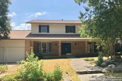San Antonio Single Family Home New: 11610 Whisper Dew St