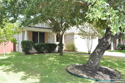 Cibolo Single Family Home New: 161 Green Brook Pl