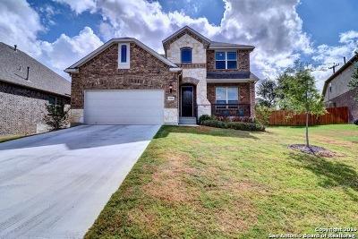 San Antonio Single Family Home New: 5306 French Willow
