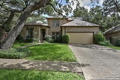 San Antonio Single Family Home New: 2207 Blackoak Bend