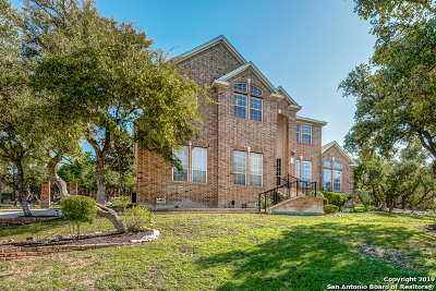 Stone Oak Single Family Home New: 712 Walder Trl