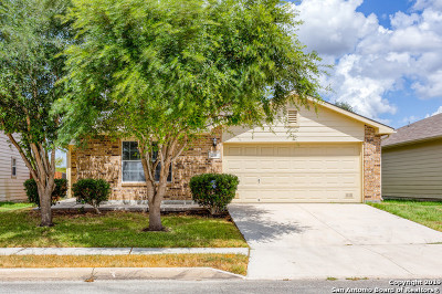 Cibolo Single Family Home New: 208 Anvil Pl