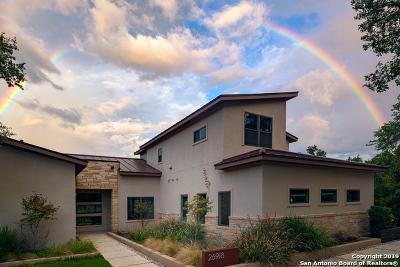 Timberwood Park Single Family Home New: 26918 Harmony Hls