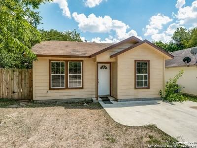 Seguin Single Family Home New: 805 Kunkel St