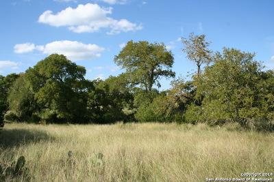 Boerne Residential Lots & Land New: Lot 112 Diamond Ridge Drive