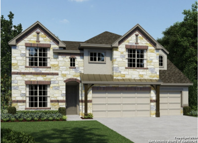New Braunfels Single Family Home New: 1147 Roaring Falls
