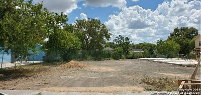 San Antonio Residential Lots & Land New: 218 Utah St