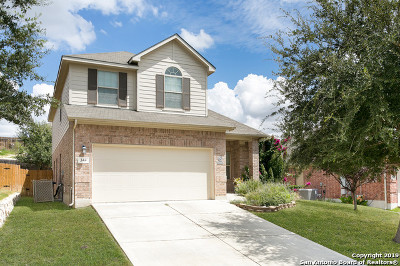 New Braunfels Single Family Home New: 344 Primrose Way