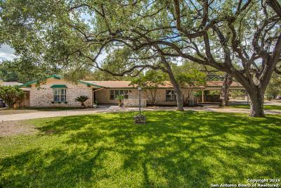 San Antonio Single Family Home New: 1802 Town Oak Dr