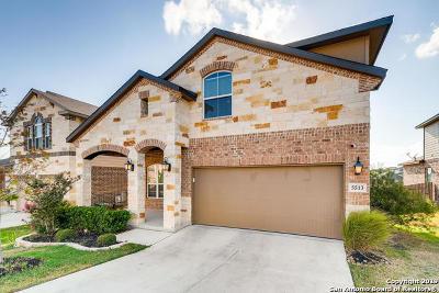 San Antonio Single Family Home New: 5513 Calaveras Way