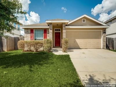 Single Family Home New: 9811 Connemara Bend