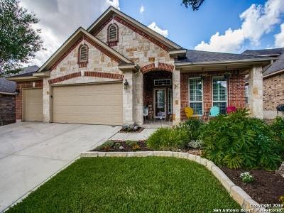 San Antonio Single Family Home Active Option: 25438 Bunker Dr