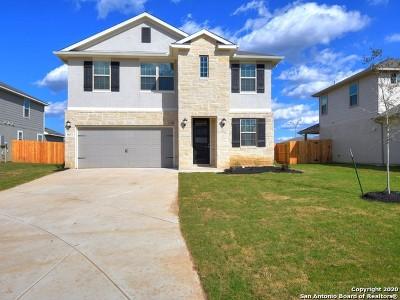 San Antonio Single Family Home New: 6631 Newell Farm