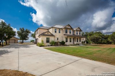 Helotes Single Family Home Active Option: 15311 Escarpment Oak