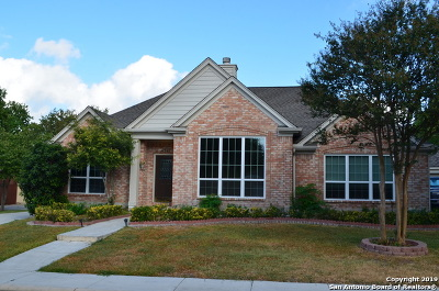 San Antonio Single Family Home New: 4511 Shavano Peak