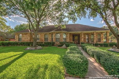 Seguin Single Family Home New: 702 Heritage Dr