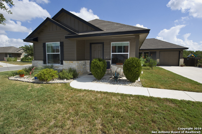 New Braunfels Single Family Home Active Option: 1104 Wind Haven Dr