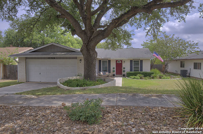 Live Oak Single Family Home Active Option: 12206 Brownstone St