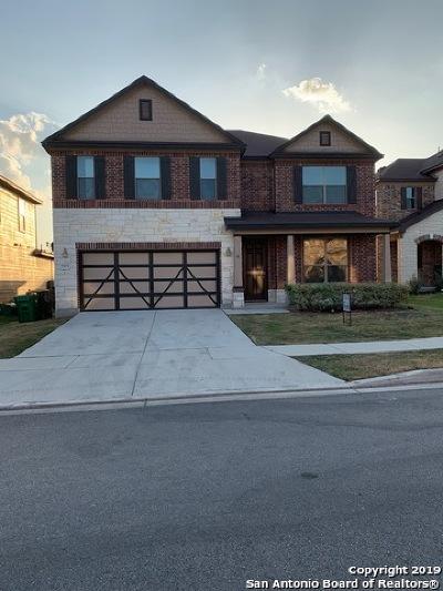 Converse Single Family Home New: 7575 Copper Cove