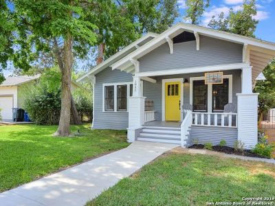 New Braunfels Single Family Home New: 1042 Cross St