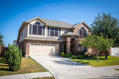 Schertz Single Family Home New: 2553 Grenada Gait