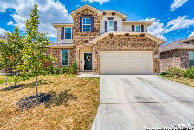 San Antonio Single Family Home New: 7931 Headwaters Trail