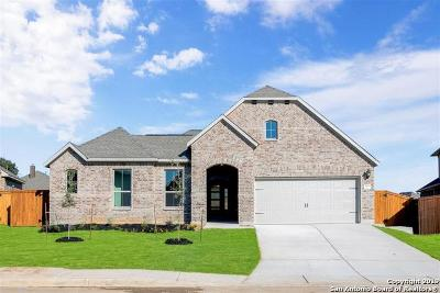 San Antonio Single Family Home New: 7626 Foss Alley