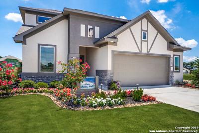 Cibolo Single Family Home New: 12415 Big Valley Creek