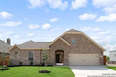 San Antonio Single Family Home New: 12042 White River Dr.