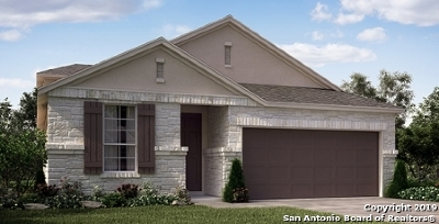 San Antonio Single Family Home New: 6627 Newell Farm
