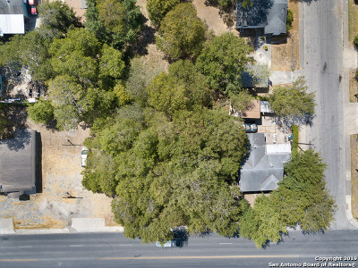 San Antonio Residential Lots & Land New: 3350 Martin Luther King Dr