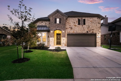 Helotes Single Family Home New: 10566 Far Reaches Ln